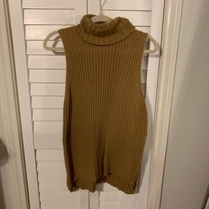 J.O.A turtleneck sweater